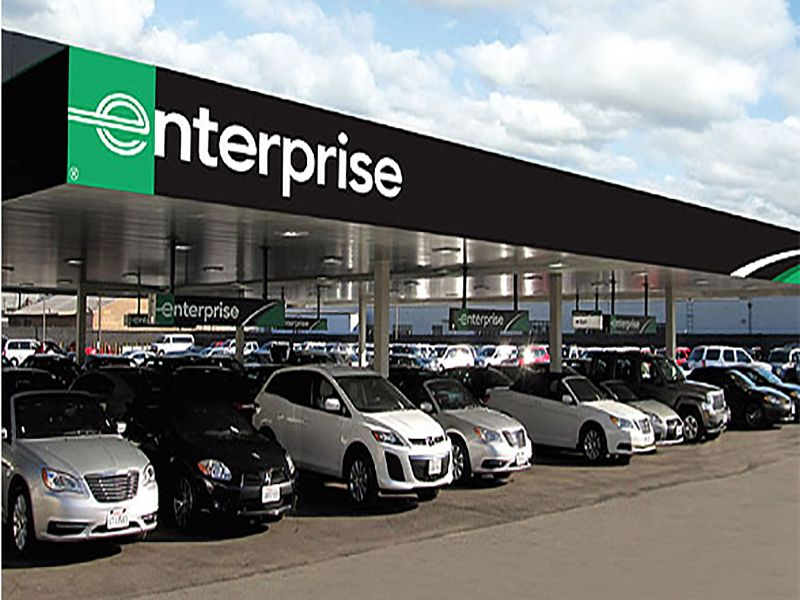 Enterprise Rent A Car Seminole Fl